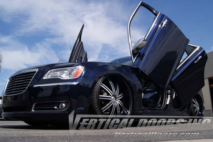 Chrysler 300 lambo doors for sale