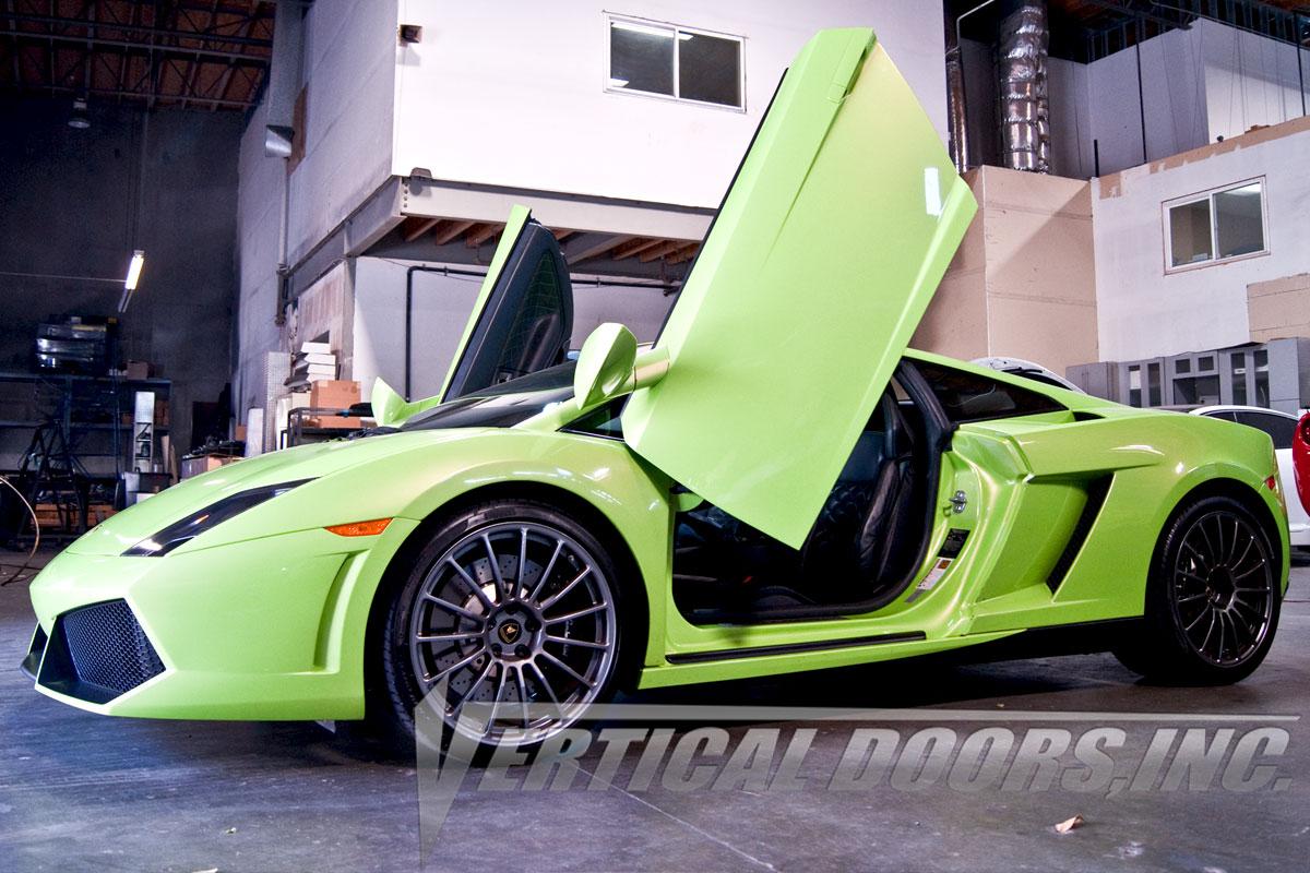 Lamborghini Gallardo 2003 2014 Vertical Lambo Doors