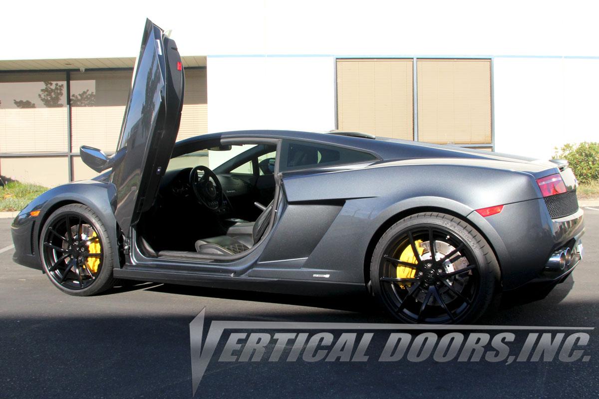 Lamborghini Gallardo 2003 2014 Vertical Lambo Doors Vertical Lambo Doors
